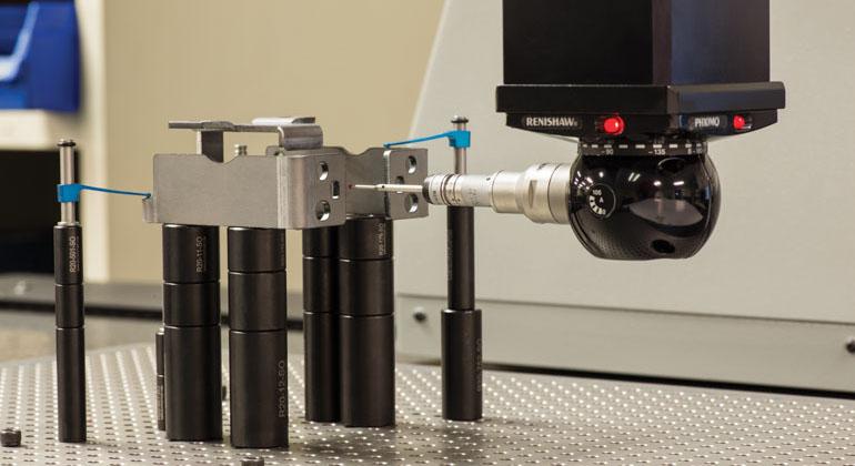 Tel-X CMM Inspection