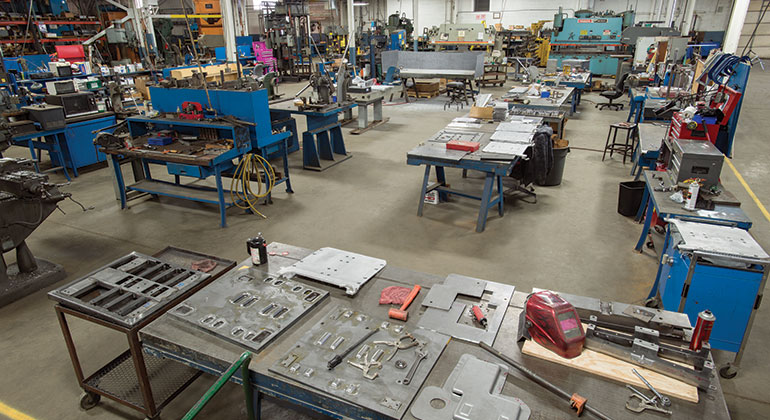 Sheet Metal Prototyping